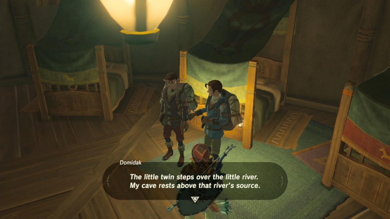 Zelda breath of the wild beginner s tips quests best for Bureau zelda
