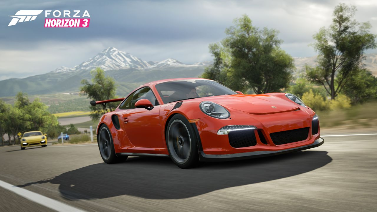 forza horizon 3 39 s latest car pack comes with seven porsche models vg247. Black Bedroom Furniture Sets. Home Design Ideas