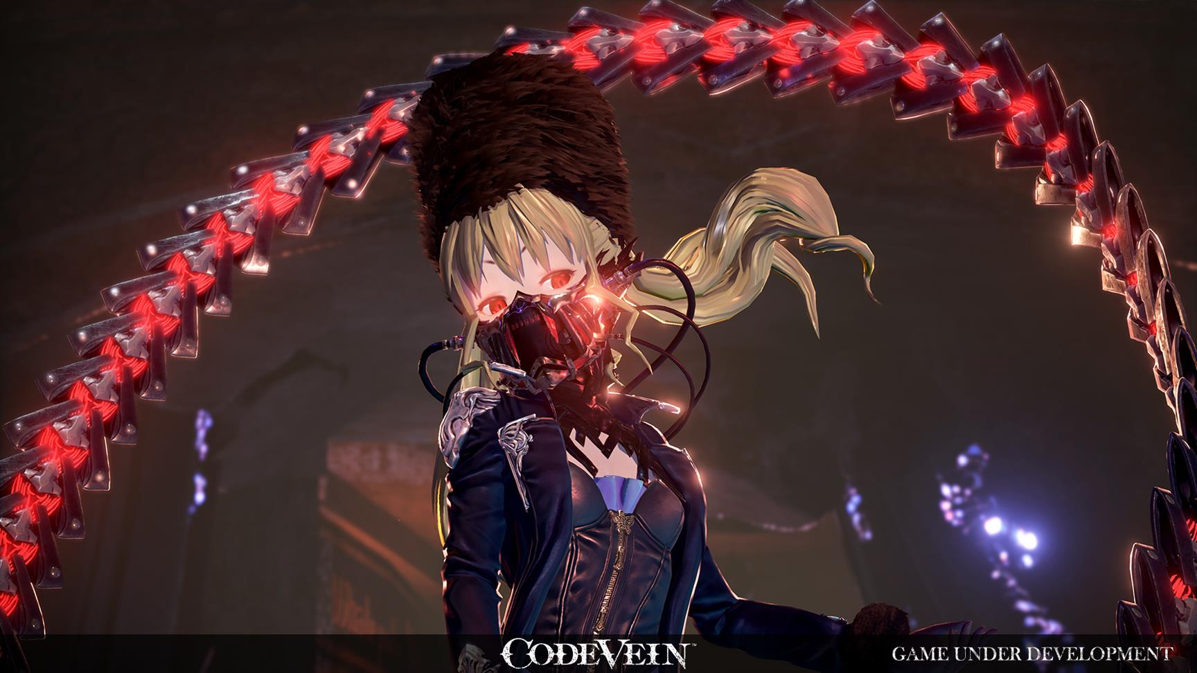 Fantasy rpg wallpaper share online - Namco Officially Unveils New Action Rpg Code Vein First