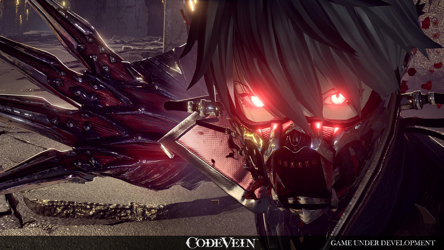 If You Thought Code Vein Was Just Edgelord Anime Dark