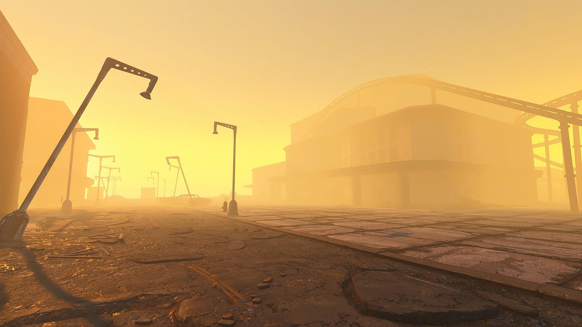 More Buildings Fallout  Mod
