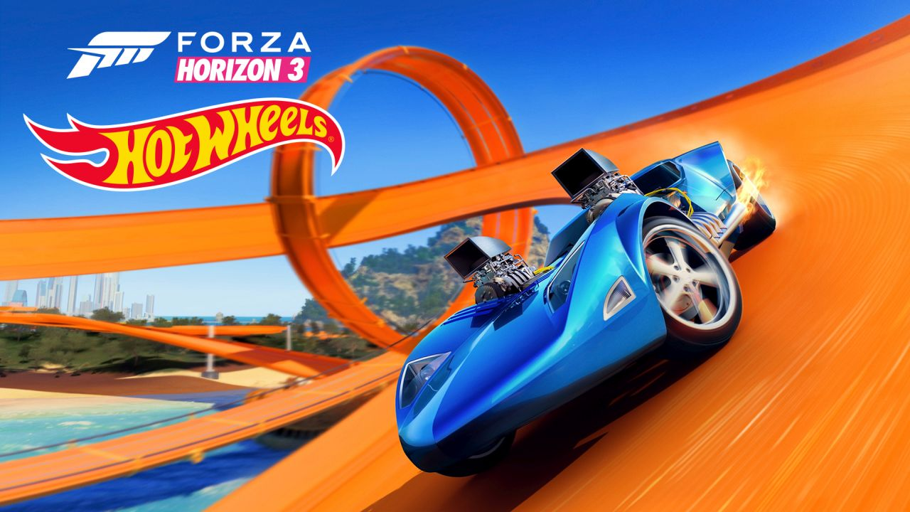 forza horizon 3 39 s upcoming hot wheels expansion makes our. Black Bedroom Furniture Sets. Home Design Ideas