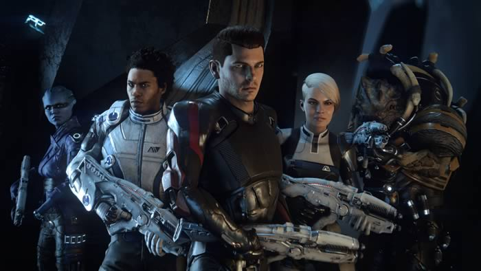 Mass Effect Andromeda X5 Ghost: Mass Effect Andromeda Vs Dragon Age Inquisition: How
