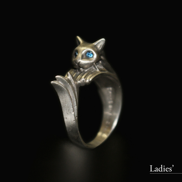 Silvercat Ring Dark Souls