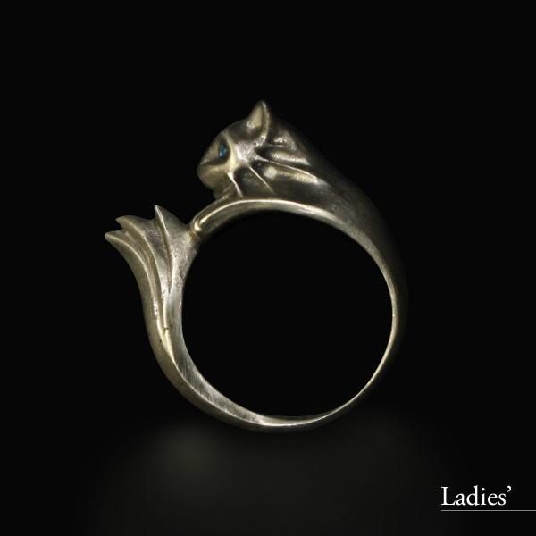 Silvercat Ring Buy