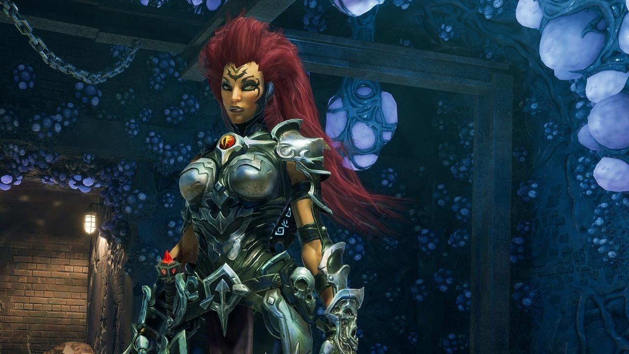 Darksiders 3 dev breaks down pre-alpha gameplay reveal ...