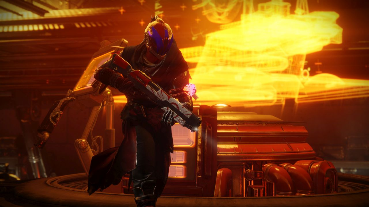 Destiny 2 - here's a look at some new gear for the Hunter ...