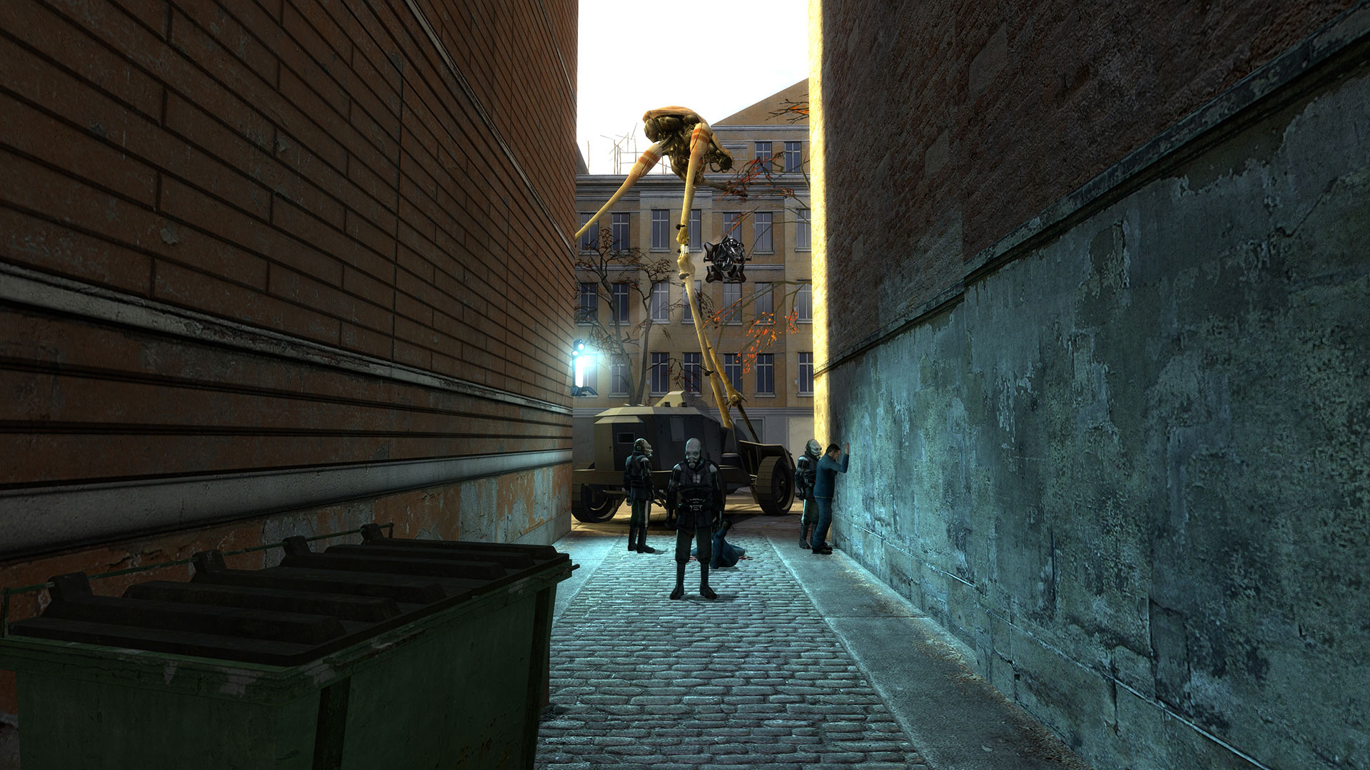 Half Life 2: VR Mod Remasters The Original Game With