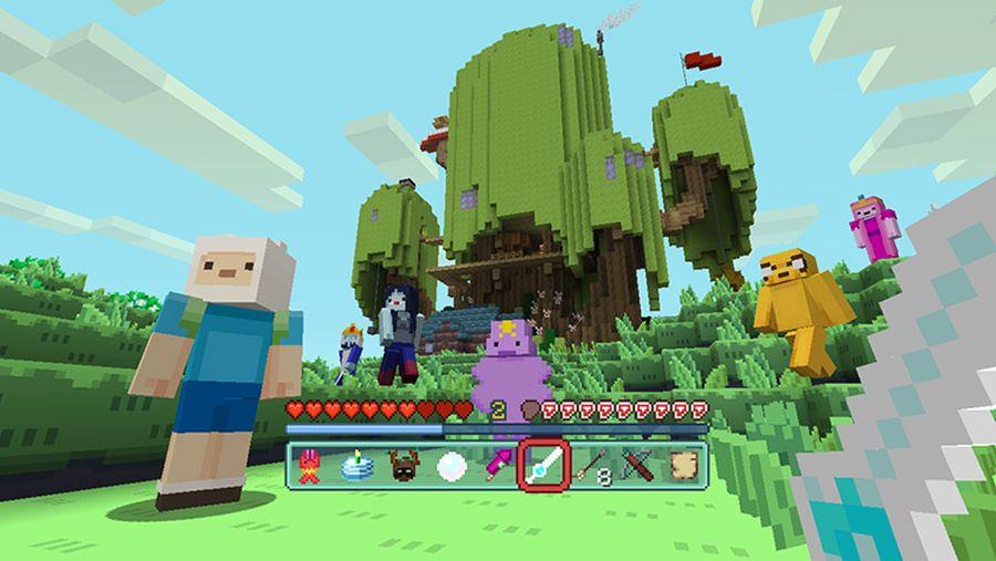 Adventure Time Cake The Cat Minecraft Skin