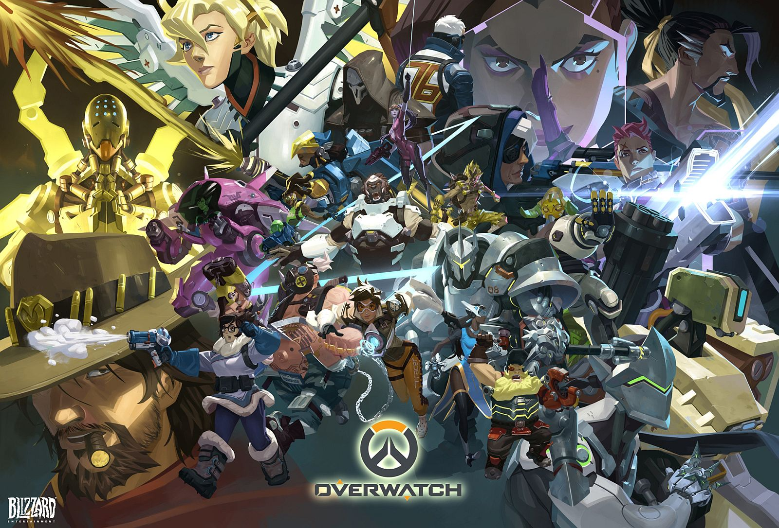 Pubg Hero By Gilbertgraphics: Overwatch Anniversary Event Starts May 23, Game Of The
