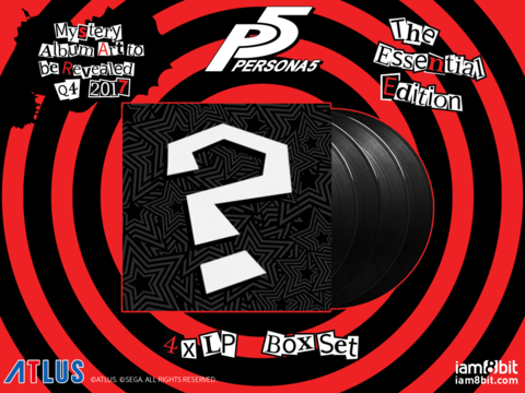 Persona 5 S Complete Soundtrack Is Available To Pre Order
