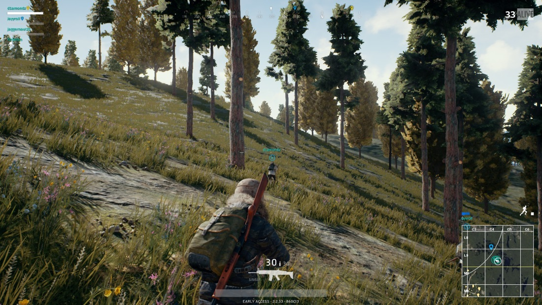 Playerunknown S Battlegrounds Maps Loot Maps Pictures: Is It Just Me, Or Does The New PUBG Map Look A Little