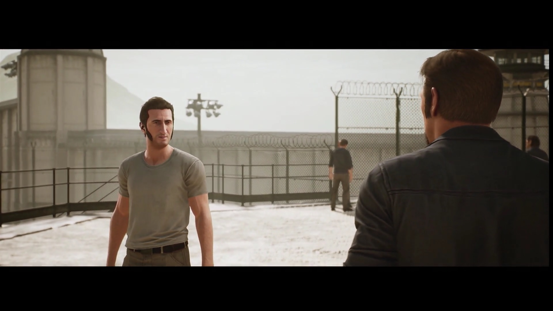 A Way Out is a fully co-operative prison breakout ...