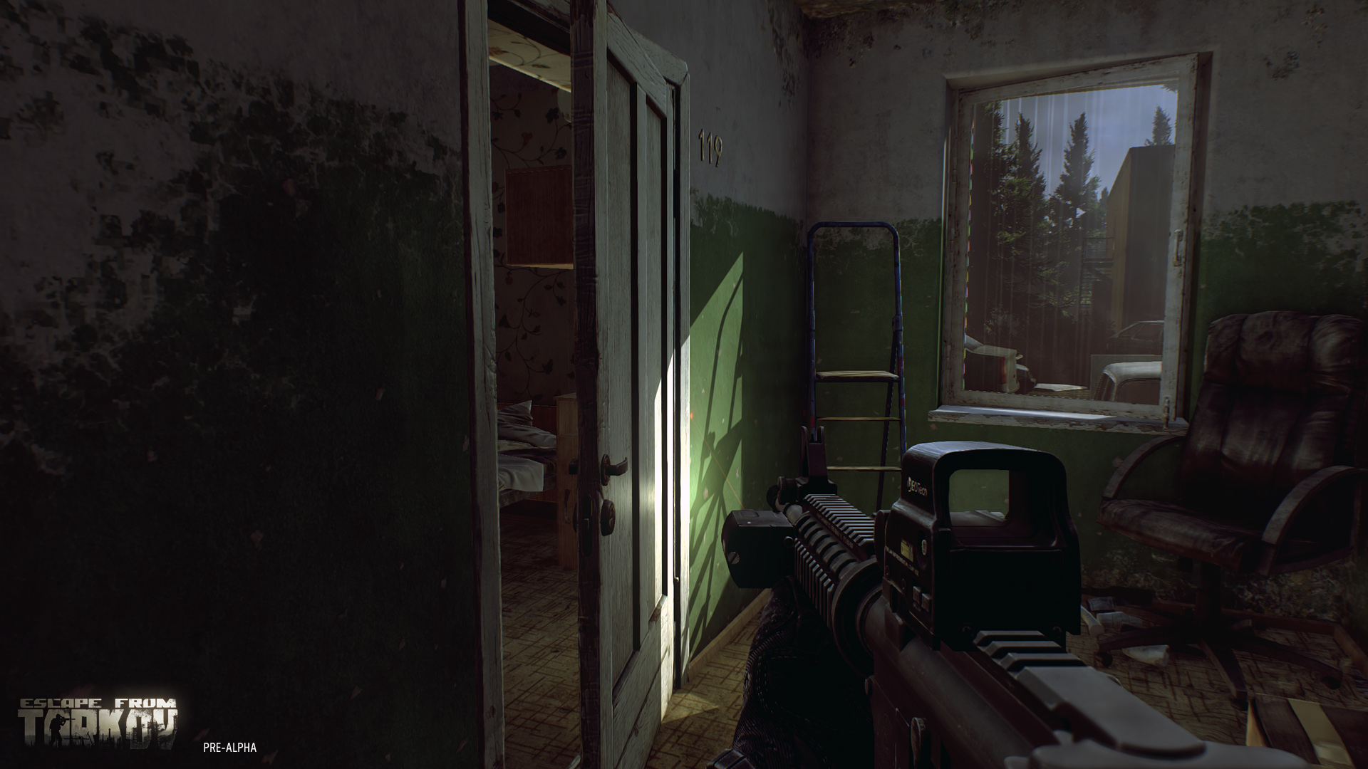 Escape From Tarkov Room  Loot