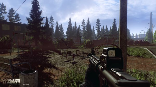 escape from tarkov release