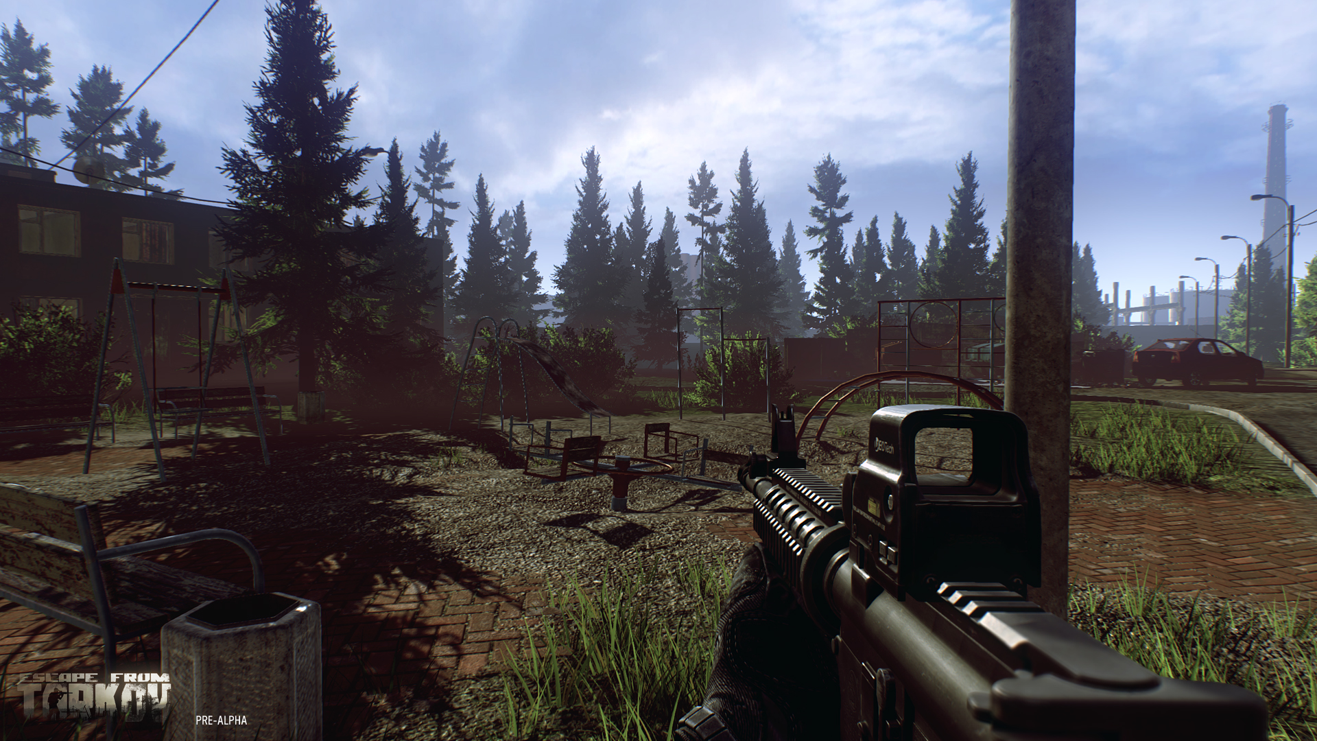 Escape From Tarkov Wallpaper 4k: Escape From Tarkov Announces Its Closed Beta Date
