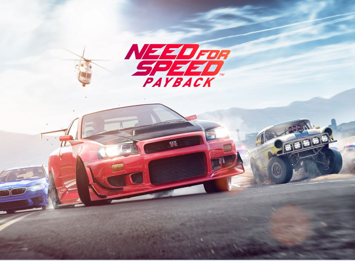 need for speed payback out november deluxe edition gives early access watch the first trailer. Black Bedroom Furniture Sets. Home Design Ideas