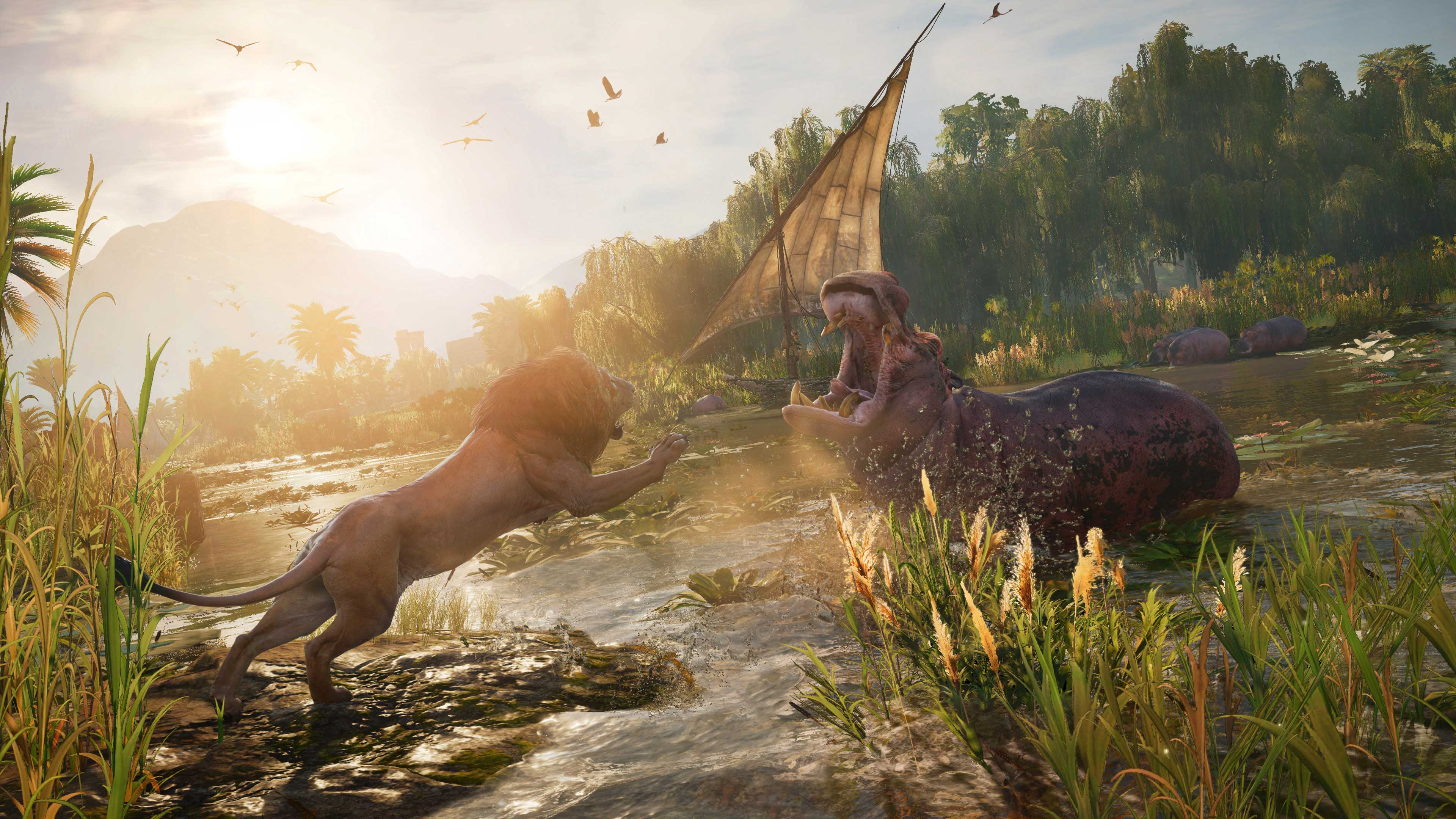 Assassin's Creed Origins is an action RPG with skill trees ...