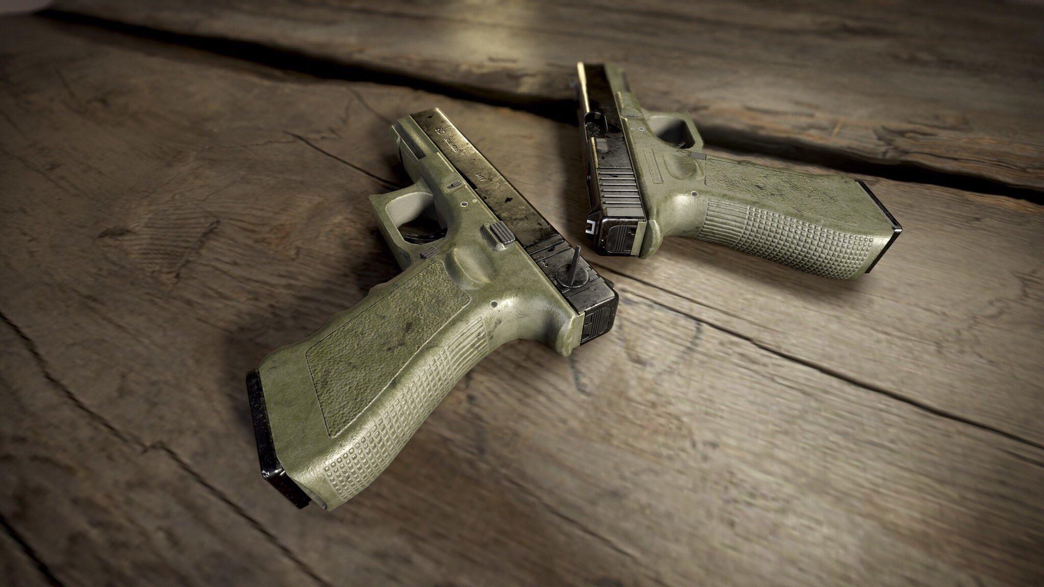 Playerunknown S Battlegrounds Weapons: PlayerUnknown's Battlegrounds Is Getting Another Weapon