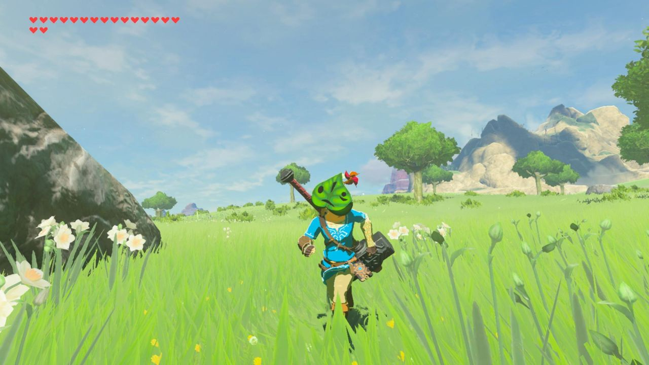 zelda breath of the wild dlc where to find all the new armor treasure chests vg247. Black Bedroom Furniture Sets. Home Design Ideas