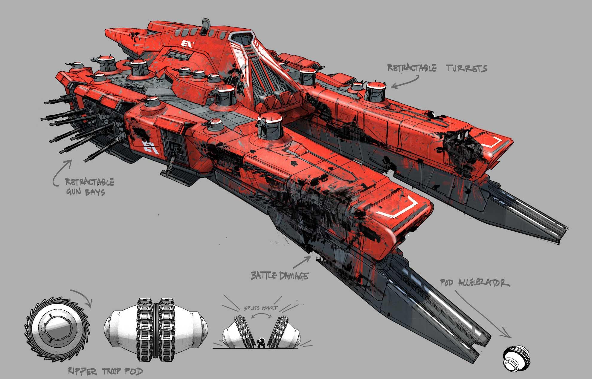 Space Sentinelz - Let It Hit Em