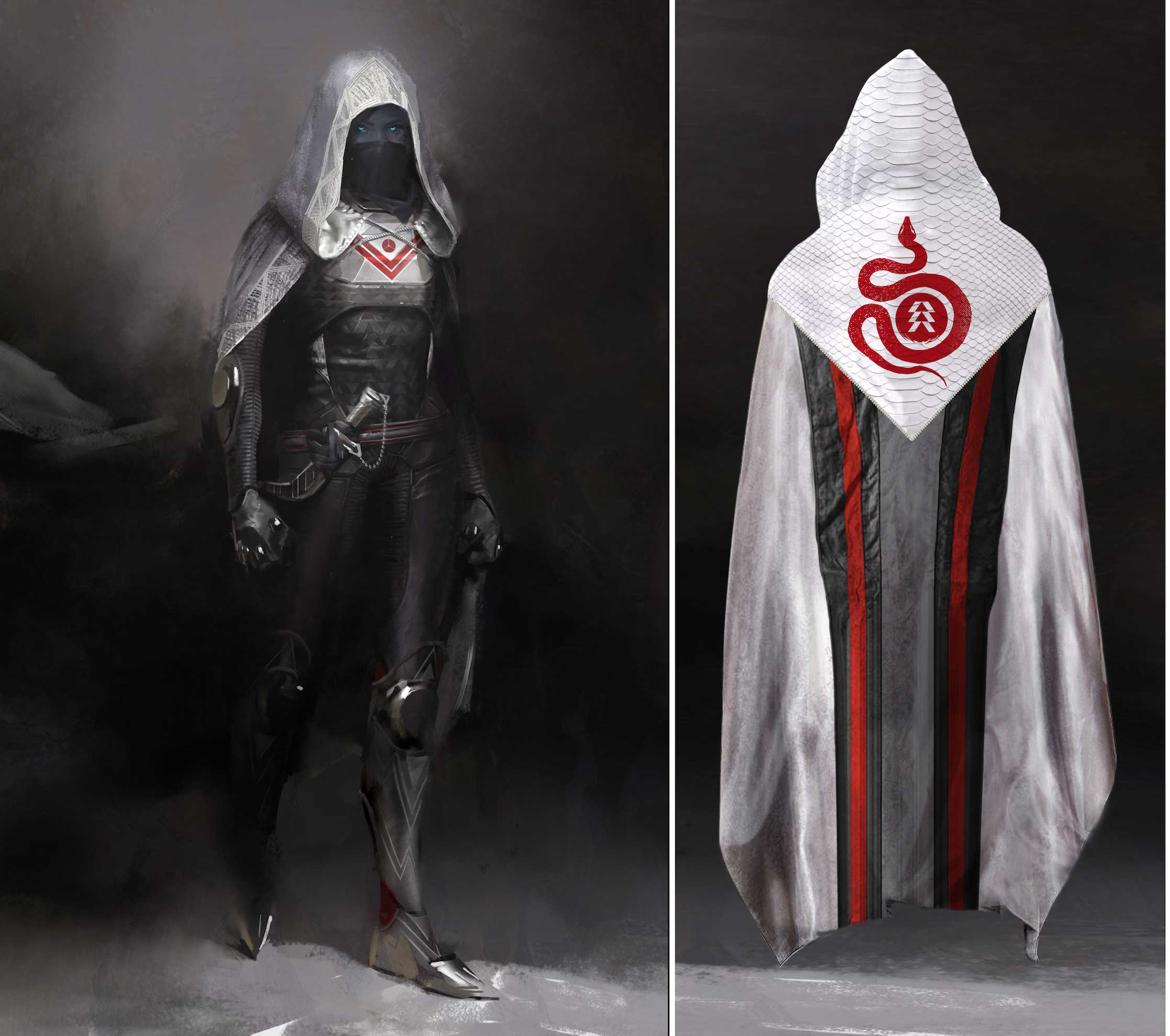 Let's Scour These Destiny 2 Artworks And Concepts For
