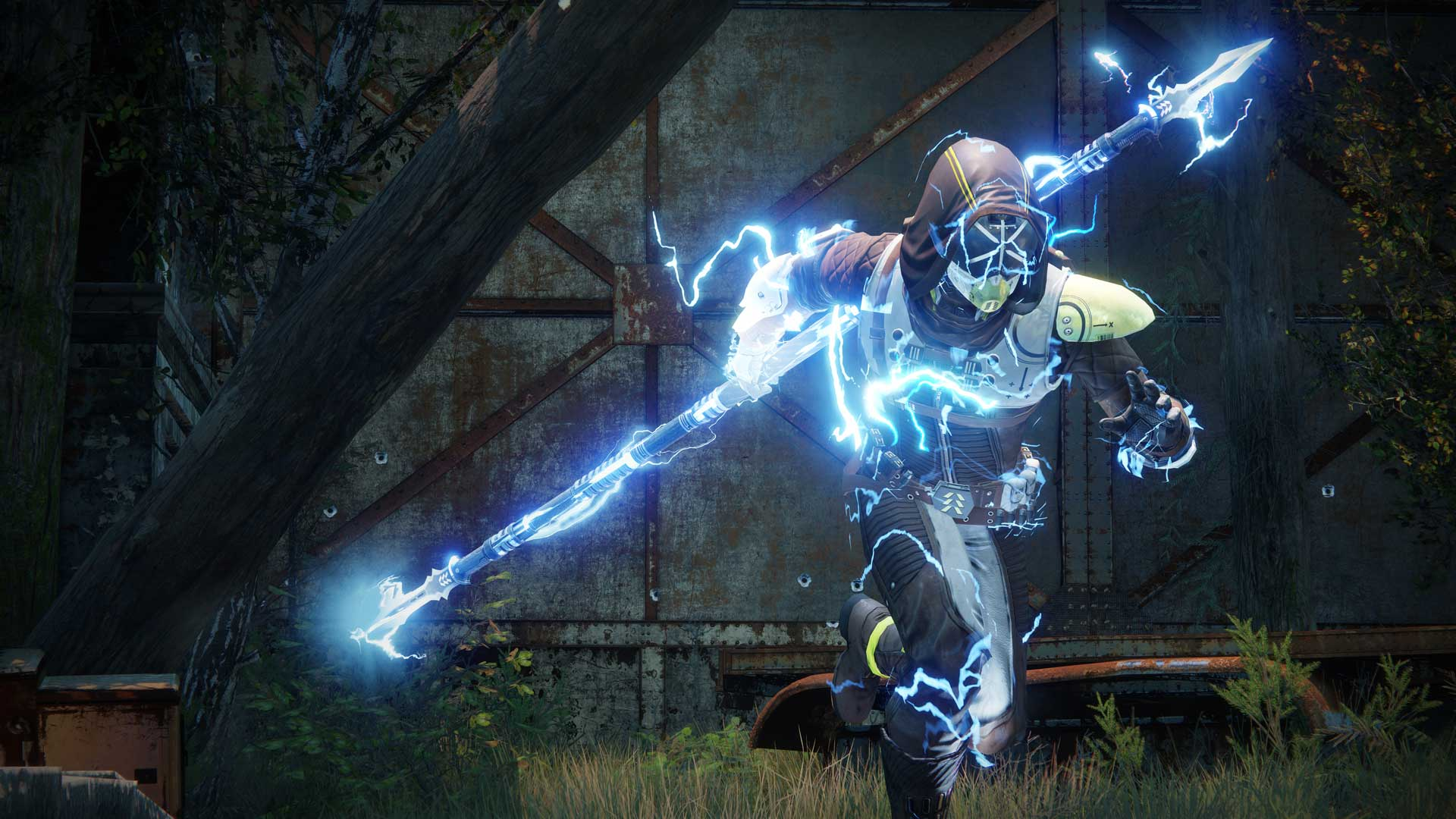 Here's How Destiny 2's Hunter Subclass Arcstrider Is