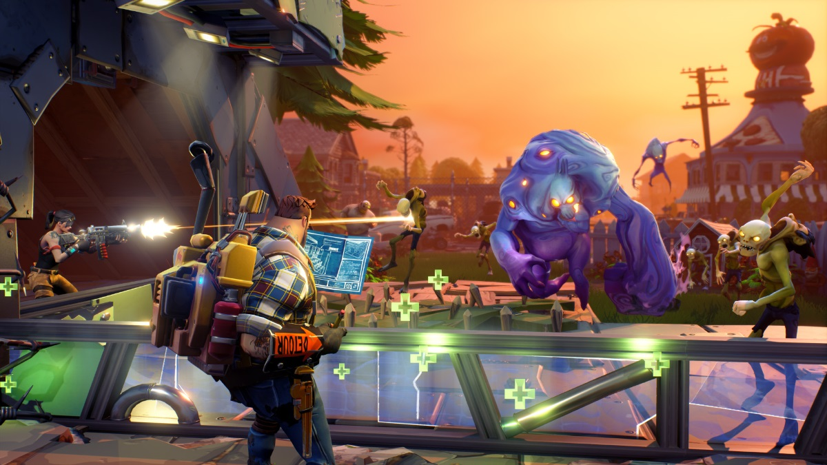 Epics Craft And Loot Shooter Fortnite Starts Paid Early