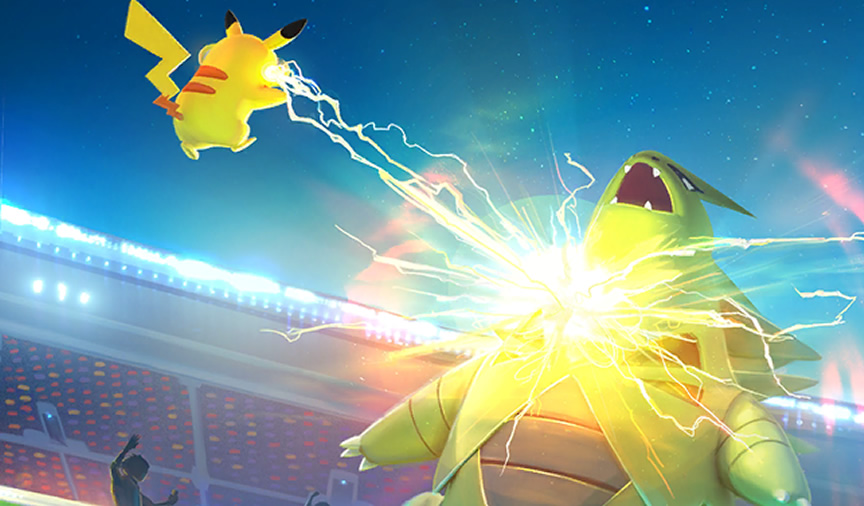 Pokemon Go Raids Explained Everything You Need To Know About The New Bosses And Battles Vg247