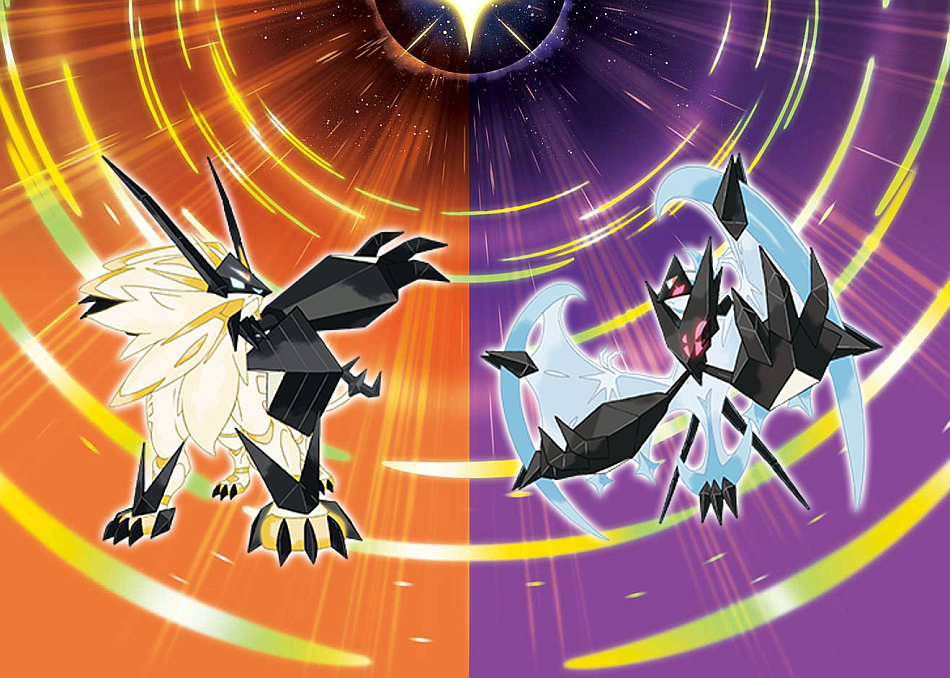 Pokemon Ultra Sun and Pokemon Ultra Moon coming out in