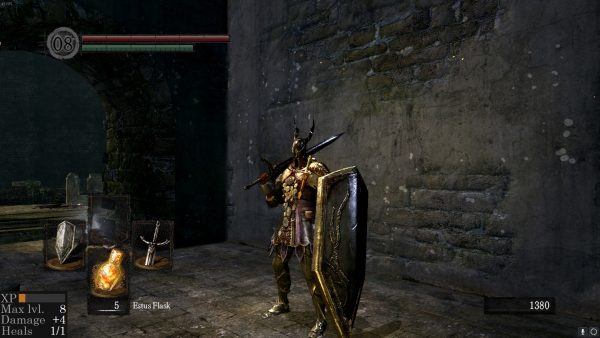 dark souls remastered how to make it past the dragon