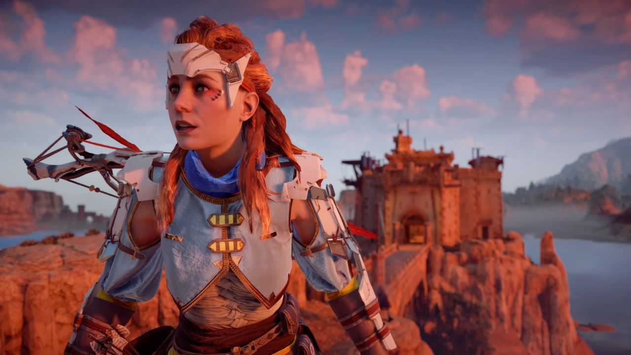 New Face Paint Horizon Zero Dawn