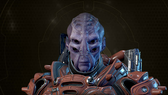 Mass Effect Andromeda X5 Ghost: Mass Effect Andromeda Update Ruins Cora, Jaal Love