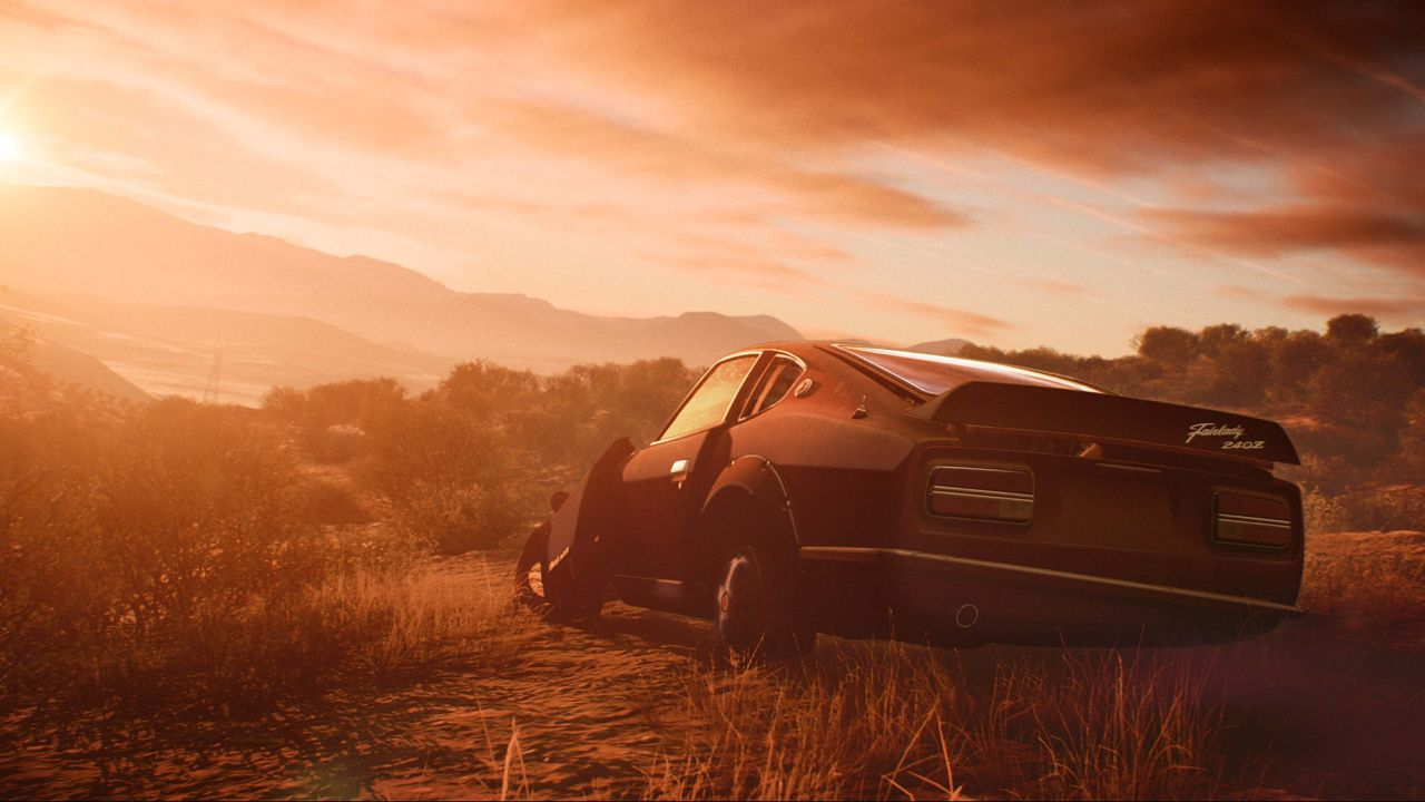 need for speed payback customisation options let you turn a scrap car into a supercar vg247. Black Bedroom Furniture Sets. Home Design Ideas