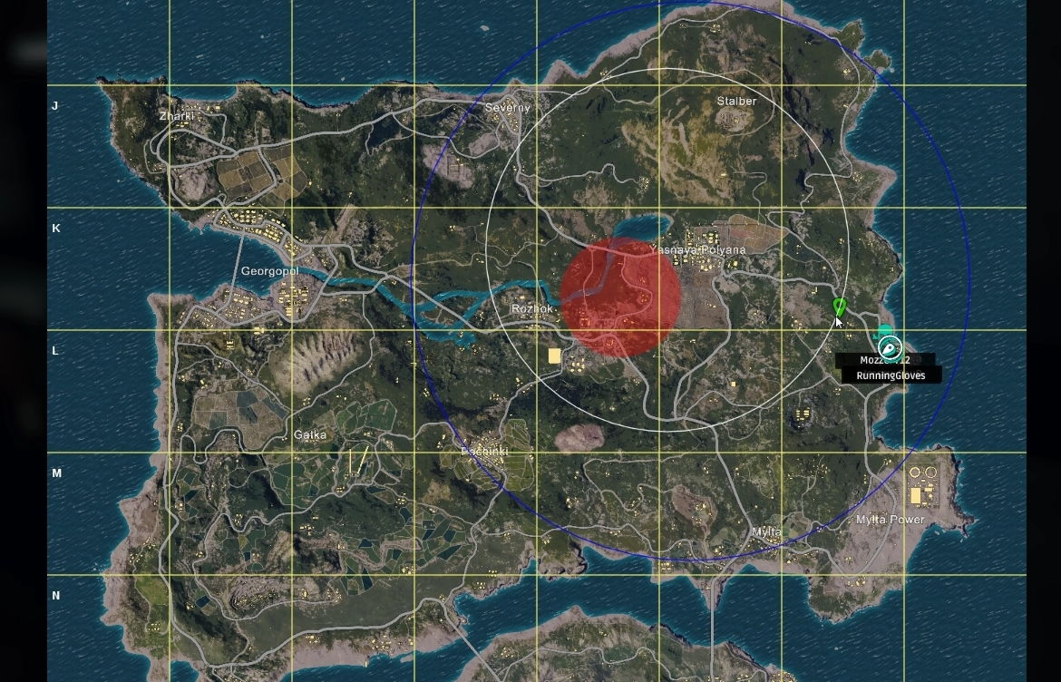 Pubg Ps4 Release Could Happen As Early As December: PlayerUnknown's Battlegrounds: How To Master The Circle