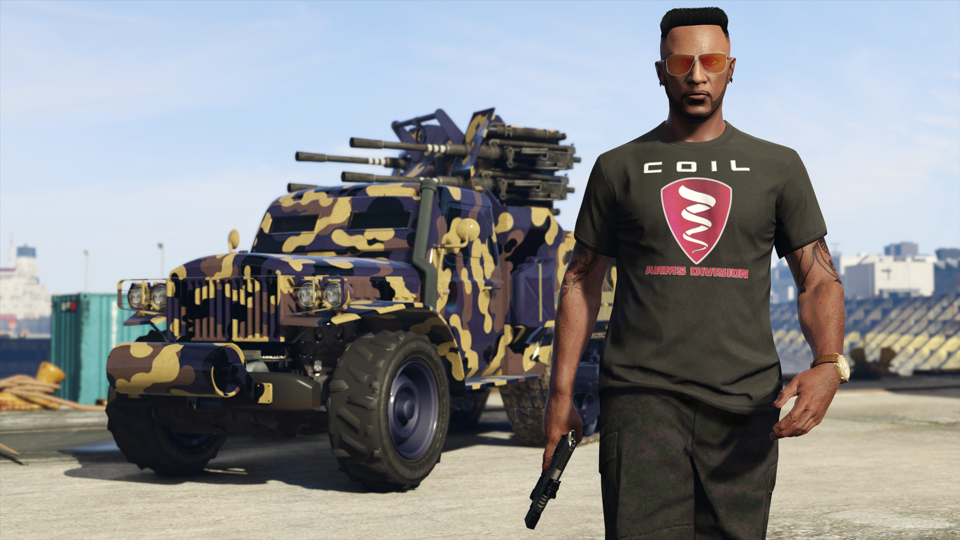 Gta Online Players Can Grab The Ocelot Xa 21 Supercar And