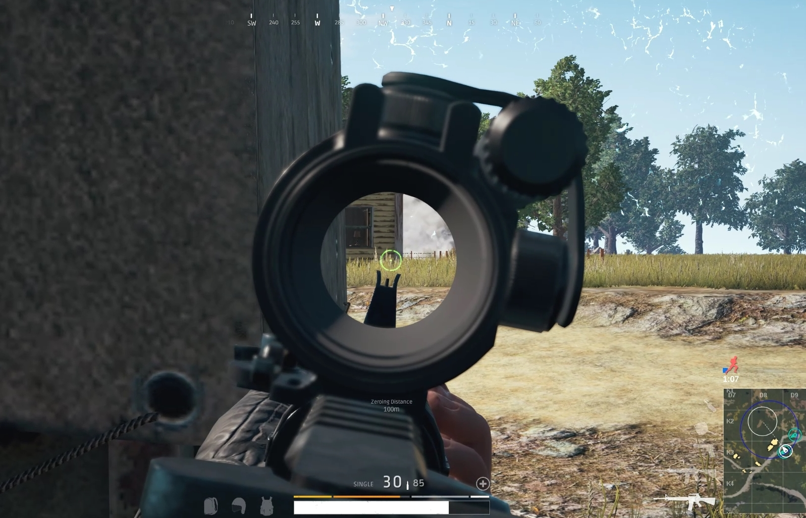 Pubg The Best Weapons In The Game Pc Xbox One: First-person Is A Great Way To Play PlayerUnknown's
