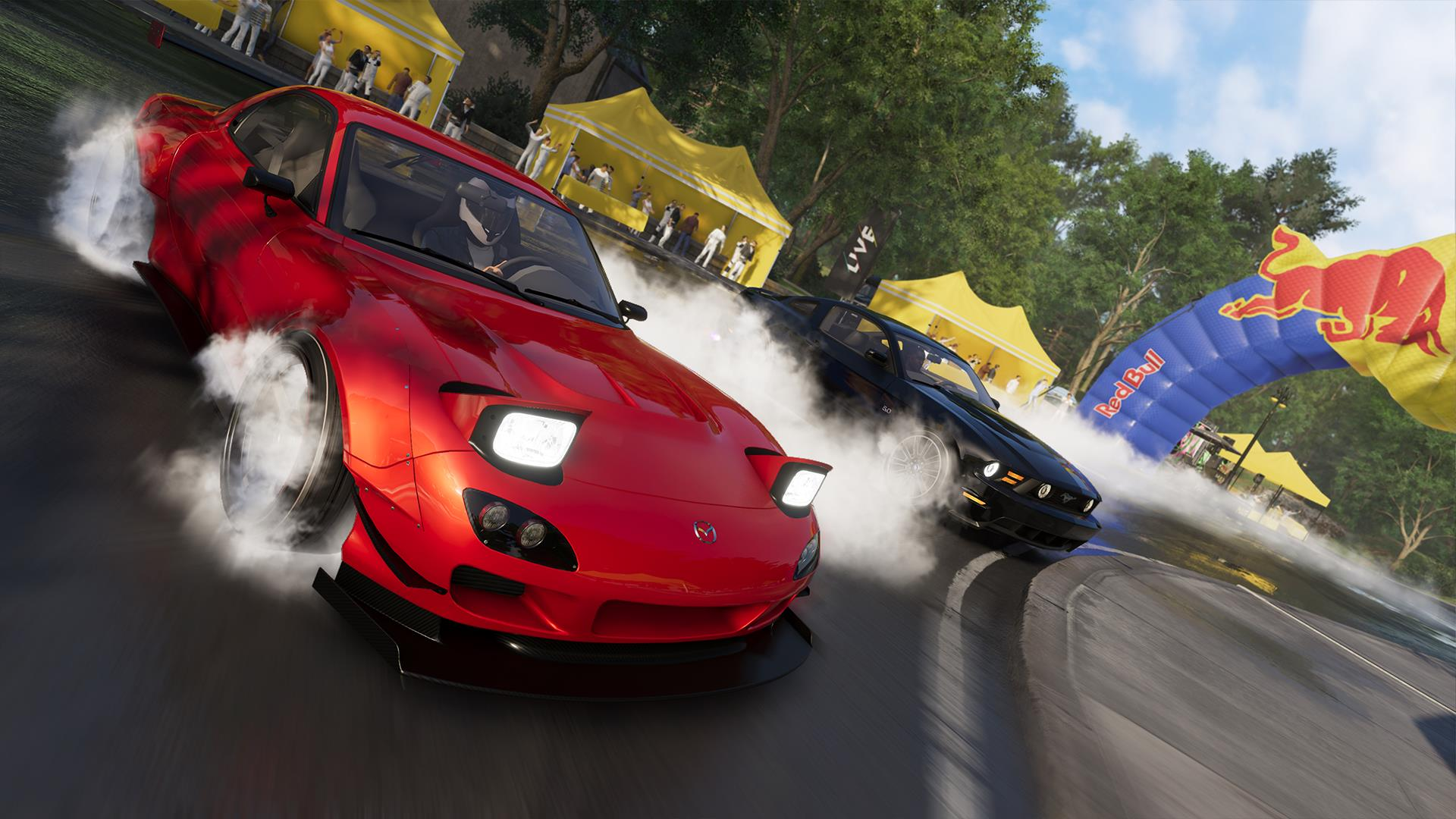 the crew 2 release date set for june beta coming to ps4. Black Bedroom Furniture Sets. Home Design Ideas