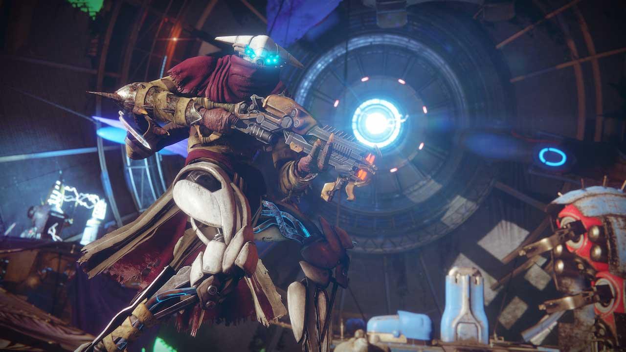 Destiny 2 How To Level Up Get More Power Score Luminous