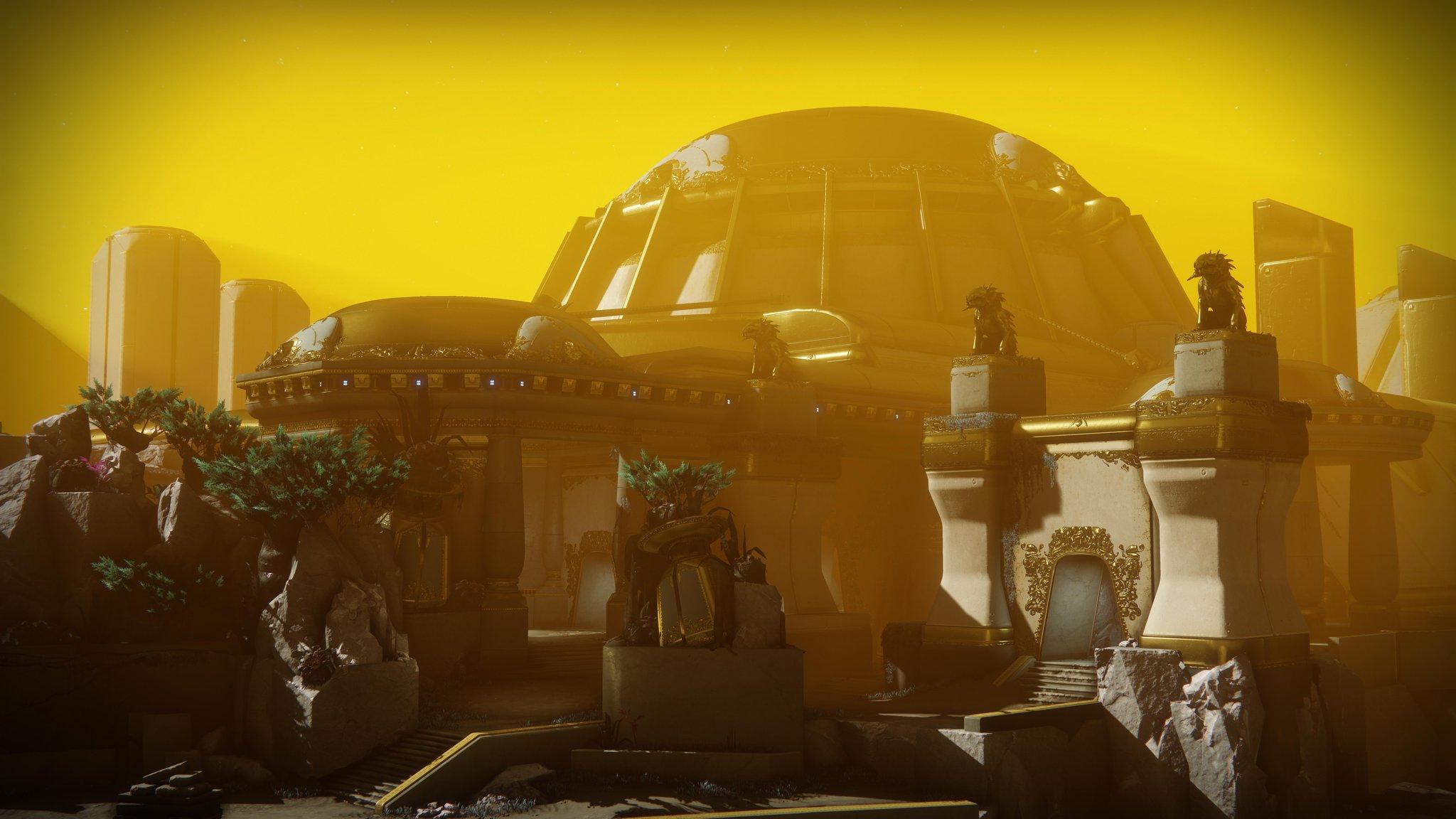 Destiny 2 Leviathan Raid Guide Complete Walkthrough Defeat Calus Secret Chest Locations And