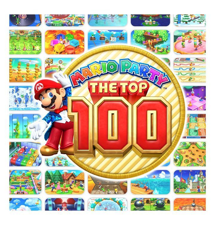 The 100 Best Mario Party Mini-games Are Coming To 3DS In