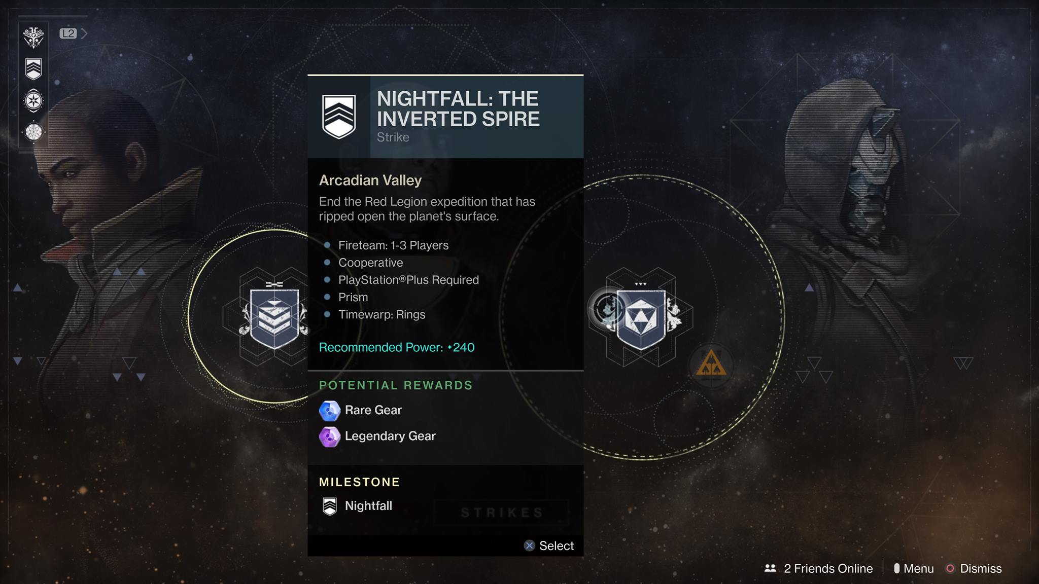 from Atlas destiny nightfall matchmaking 2017