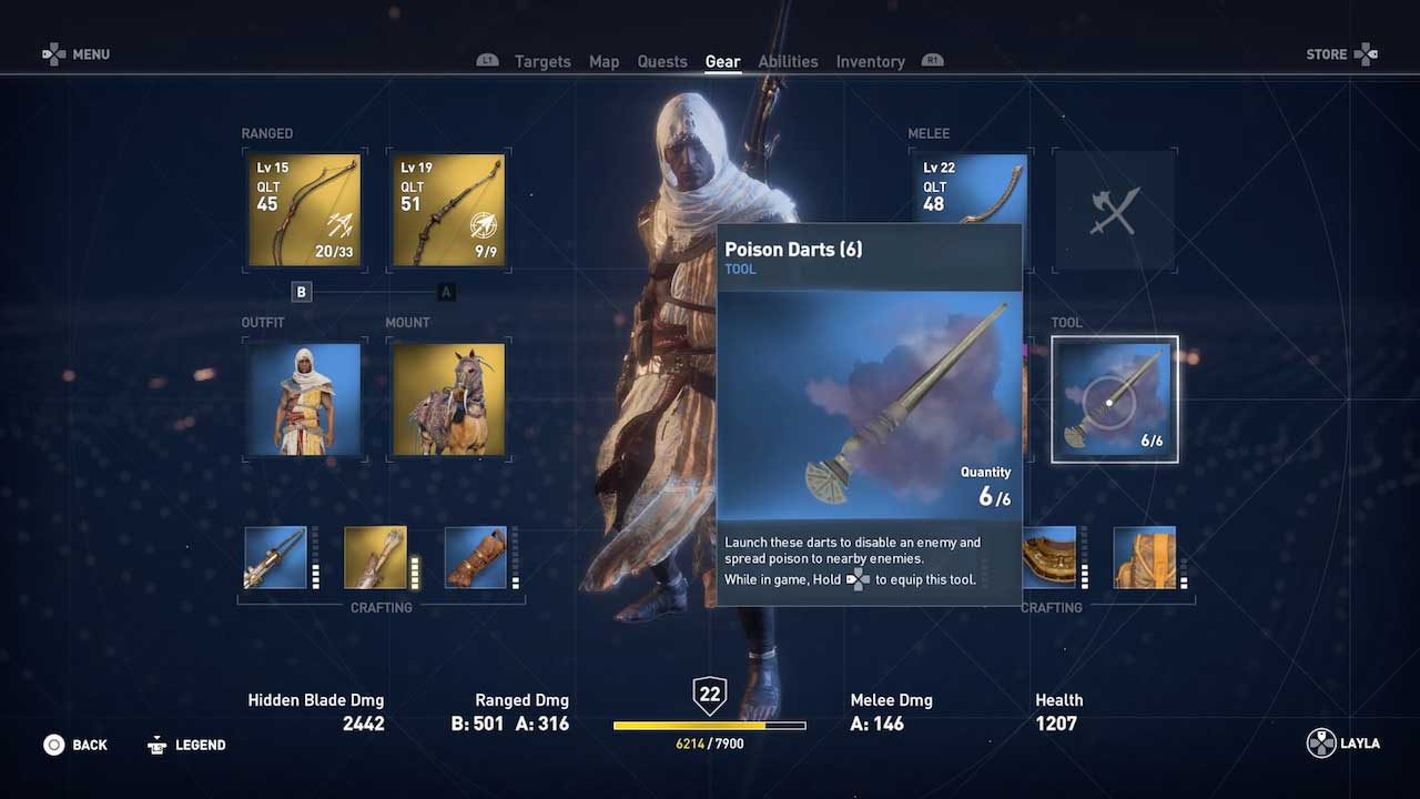 Assassin's Creed Origins best abilities: are you a Hunter ...