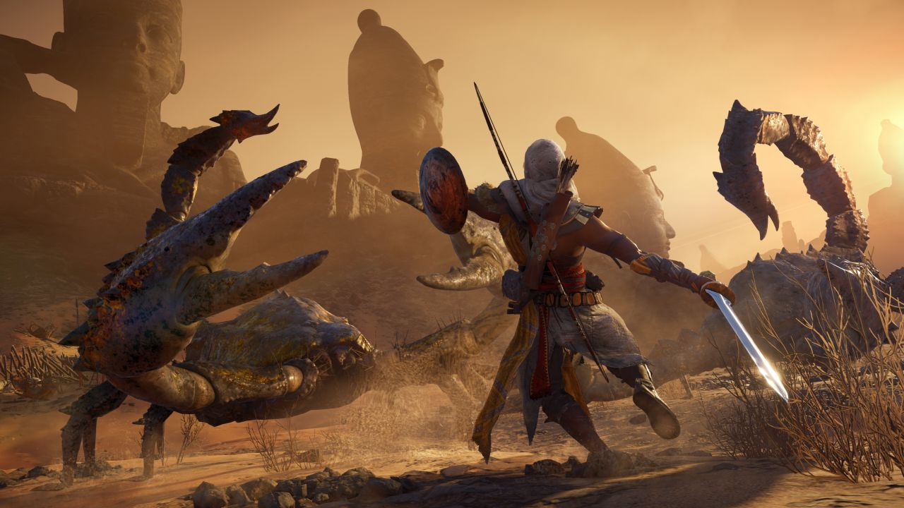 Assassin's Creed Origins Season Pass and free-DLC content ...