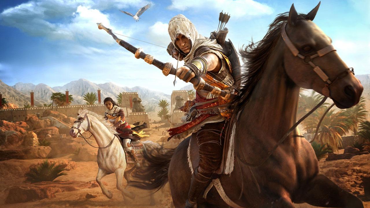 Assassins Creed Origins Kieselglas