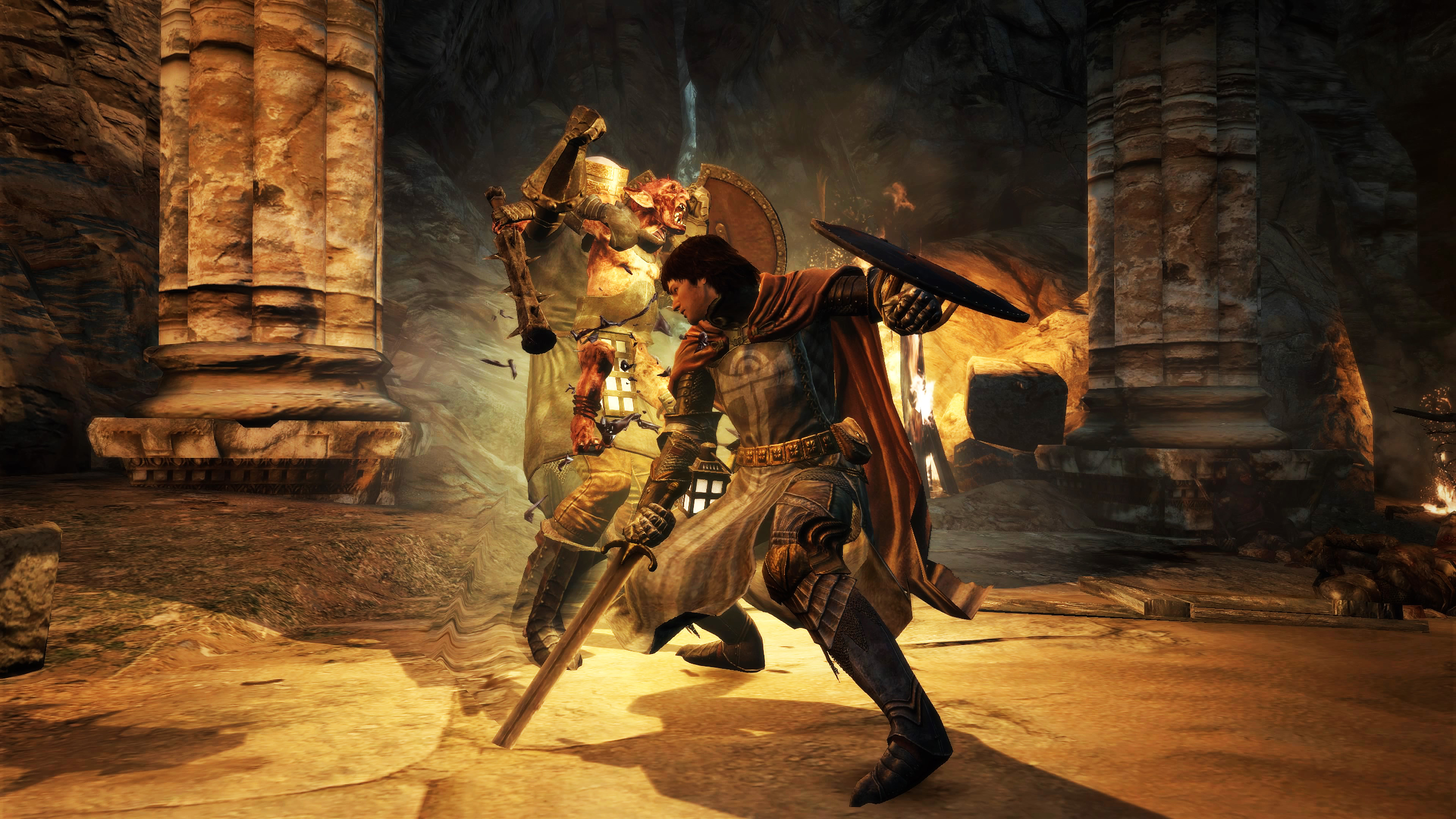 Dragon S Dogma: Dragon's Dogma Is Amazing, So Get Off Your Ass And Play