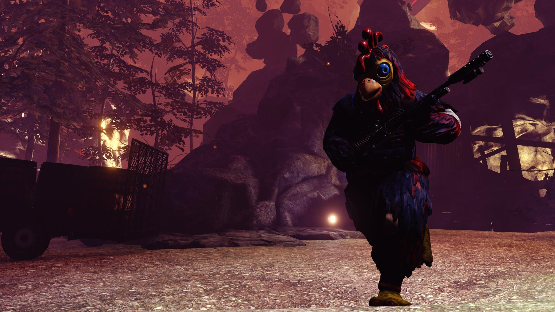 Killing Floor 2 Free Halloween Horrors Update Adds New Map