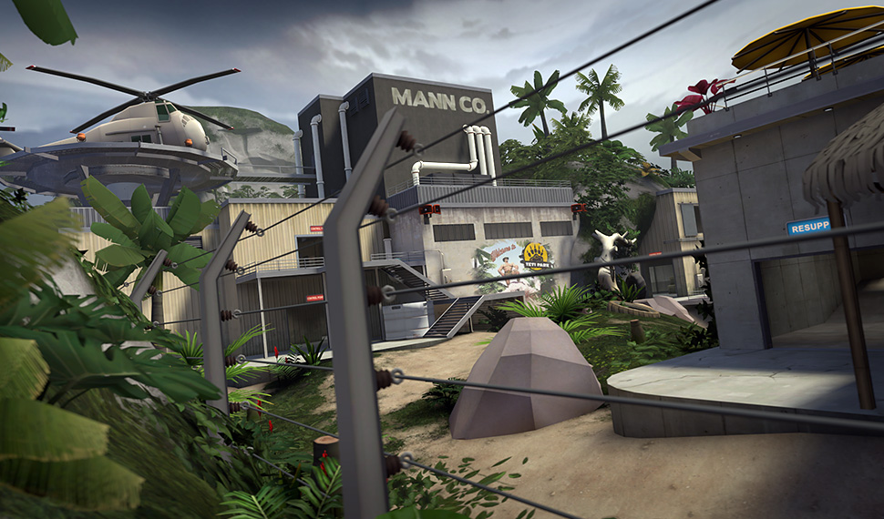 Team Fortress 2 Jungle Inferno update brings new maps, new taunts - VG247