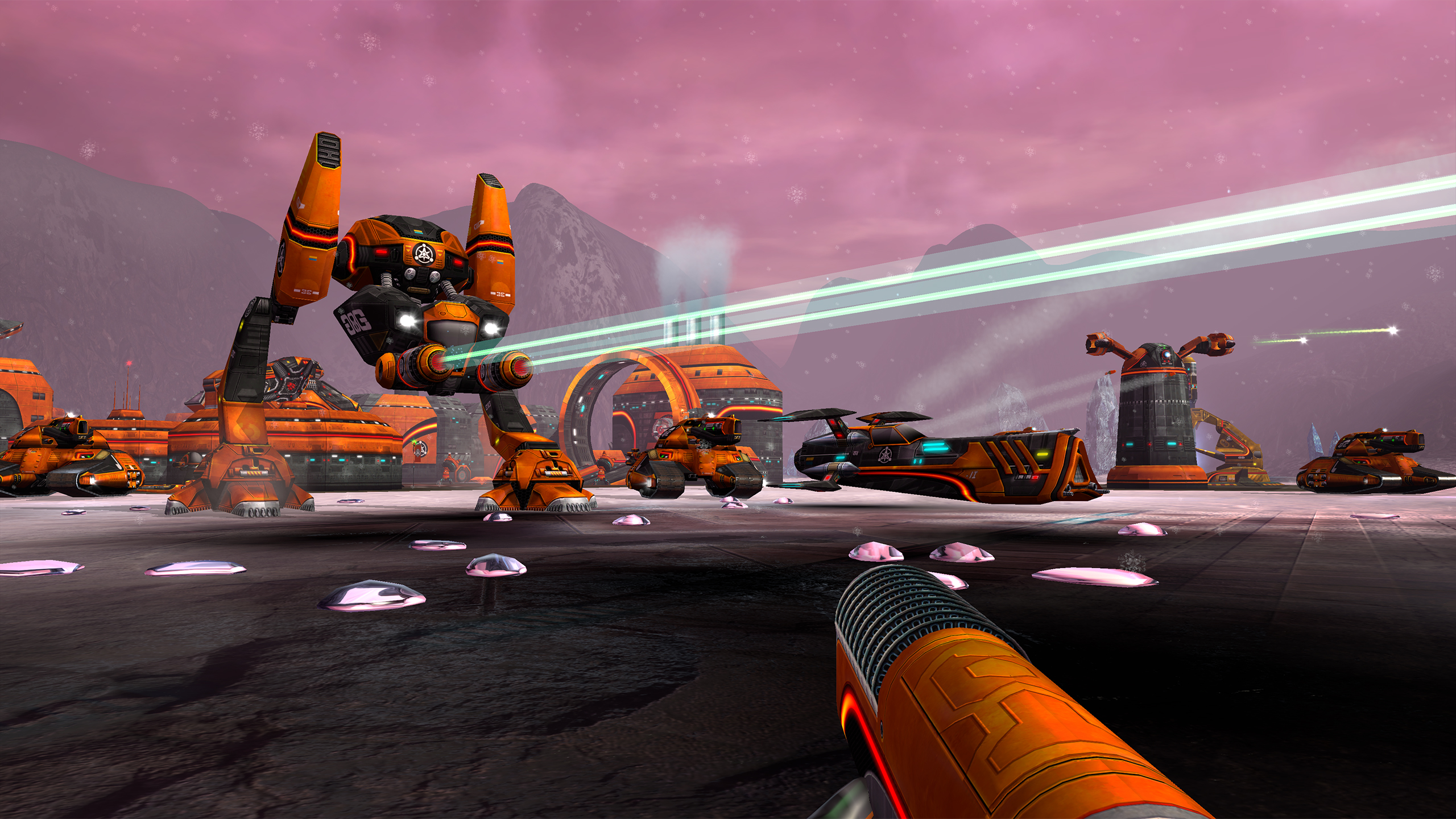 Battlezone 2 is being remade as battlezone combat for Battlezone 2