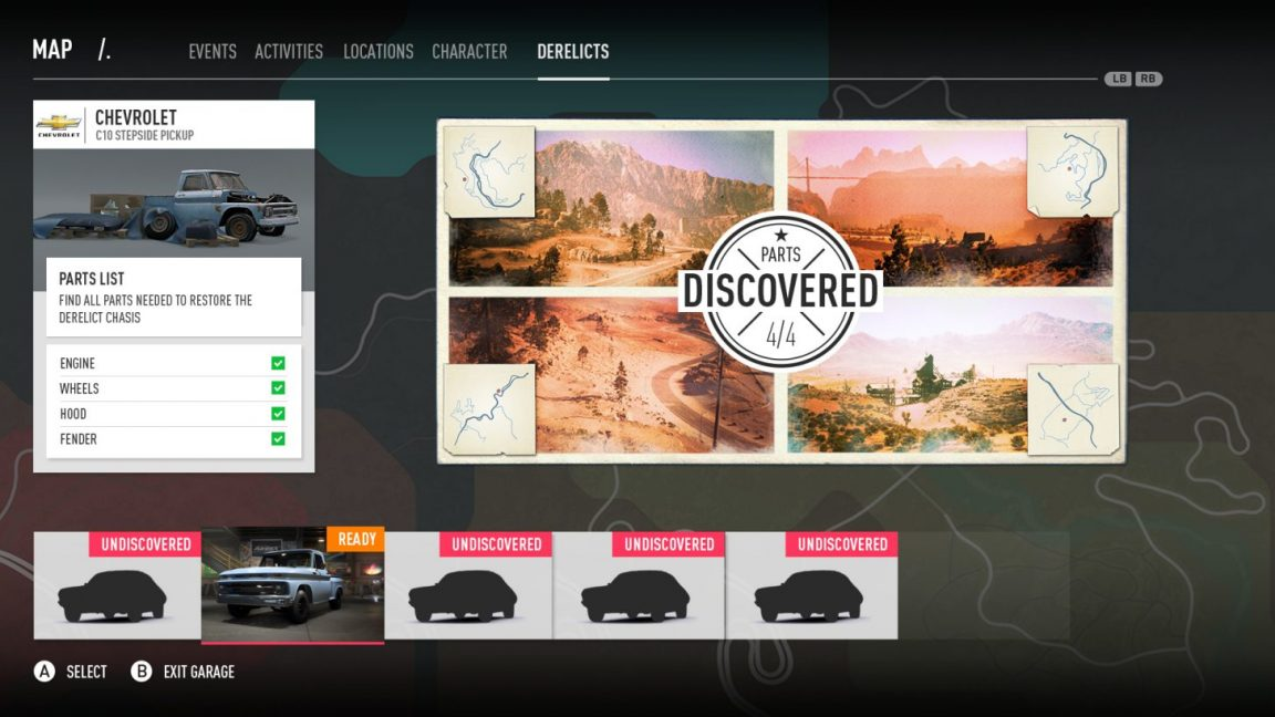 Need For Speed Payback Where To Find All 5 Hidden